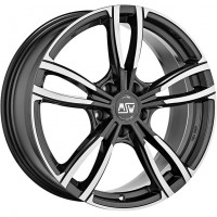 MSW 73 Gloss Dark Grey Full Polished