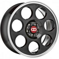 OZ Racing Anniversary 45 Black Diamond Lip