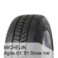 MICHELIN Agilis Snow Ice 81